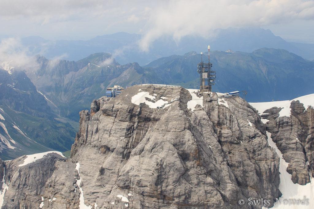 Der Titlis in den Urner Alpen