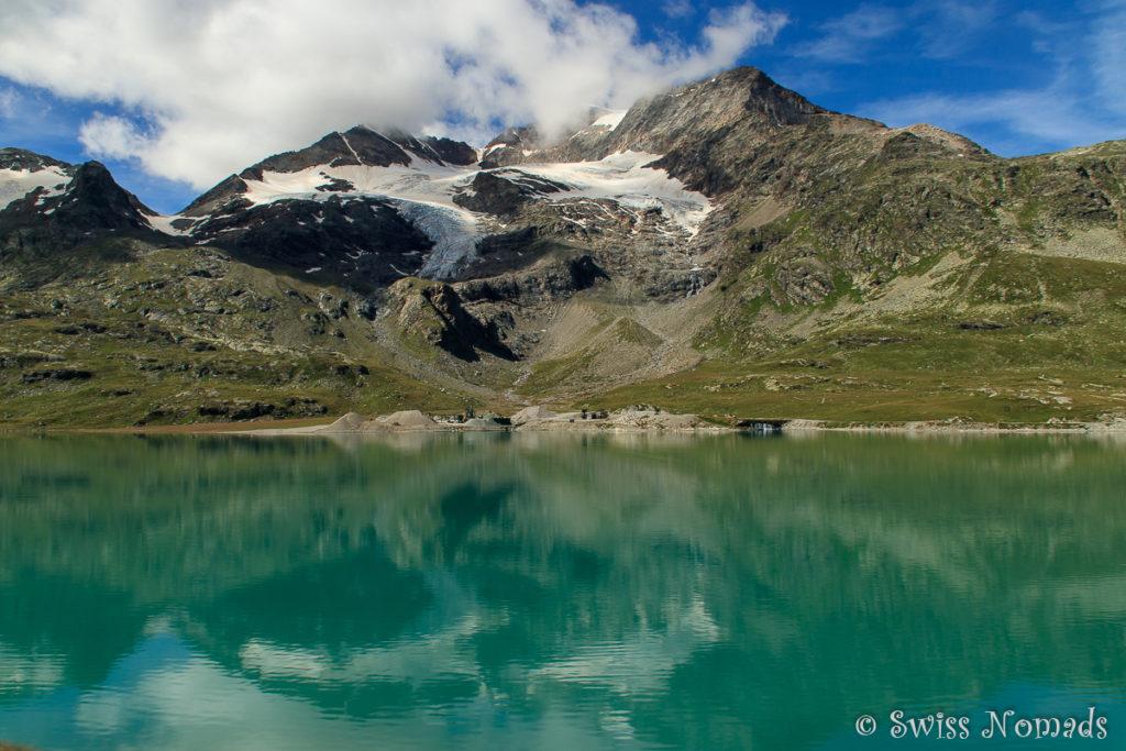 Lago Bianco Bernina Hospiz