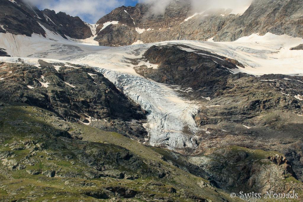 Morteratschgletscher Schweiz