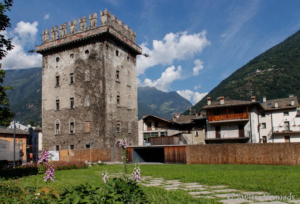 Turm in Tirano
