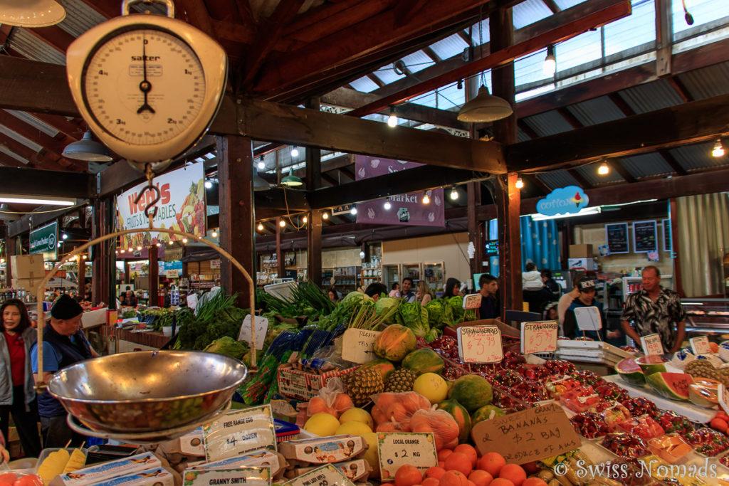 Fremantle Markets Früchte