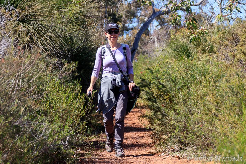 Wanderweg John Forrest Nationalpark