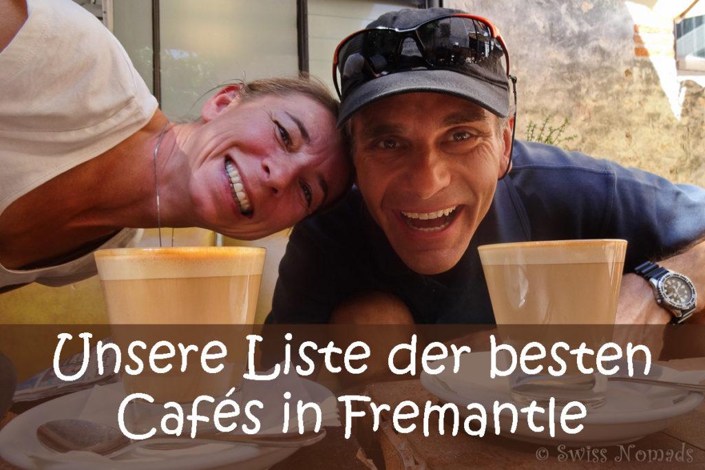 Unsere Liste der 11 besten Cafés in Fremantle