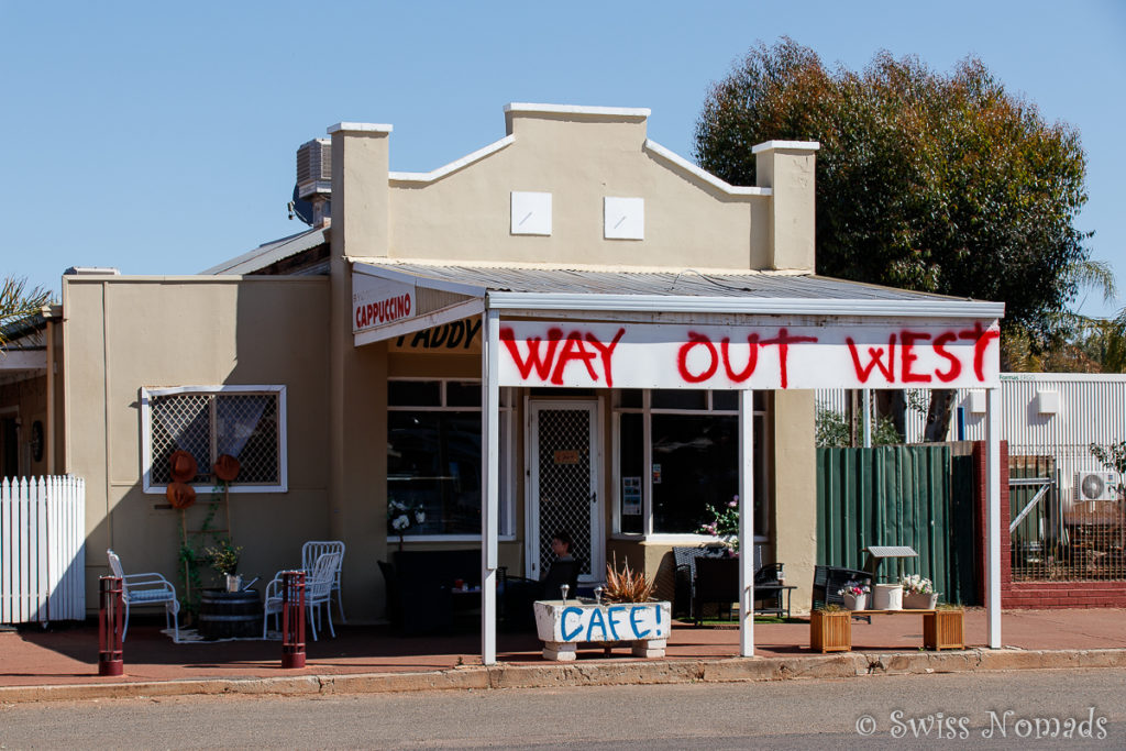 Cafe in Coolgardie