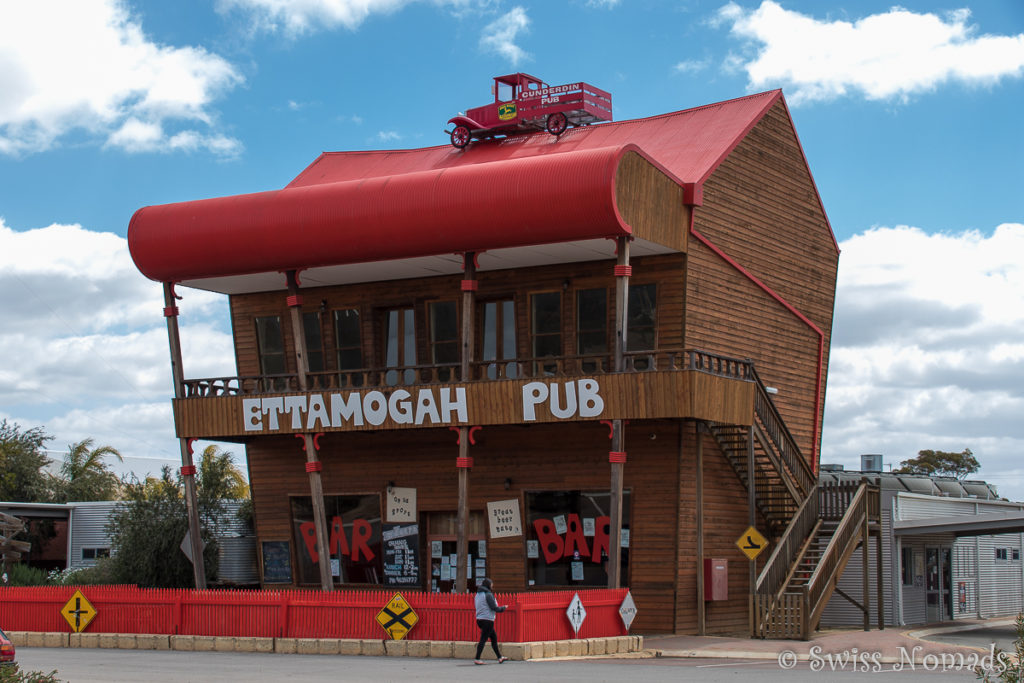 Ettamorgah Pub in Cunderdin