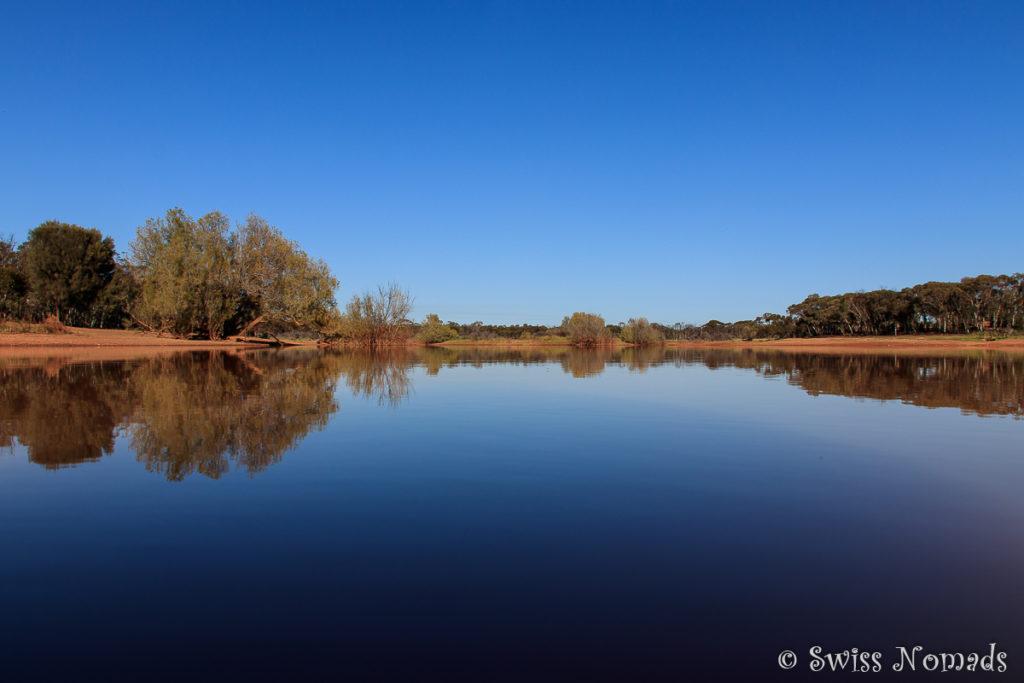 Lake Douglas bei Kalgoorlie