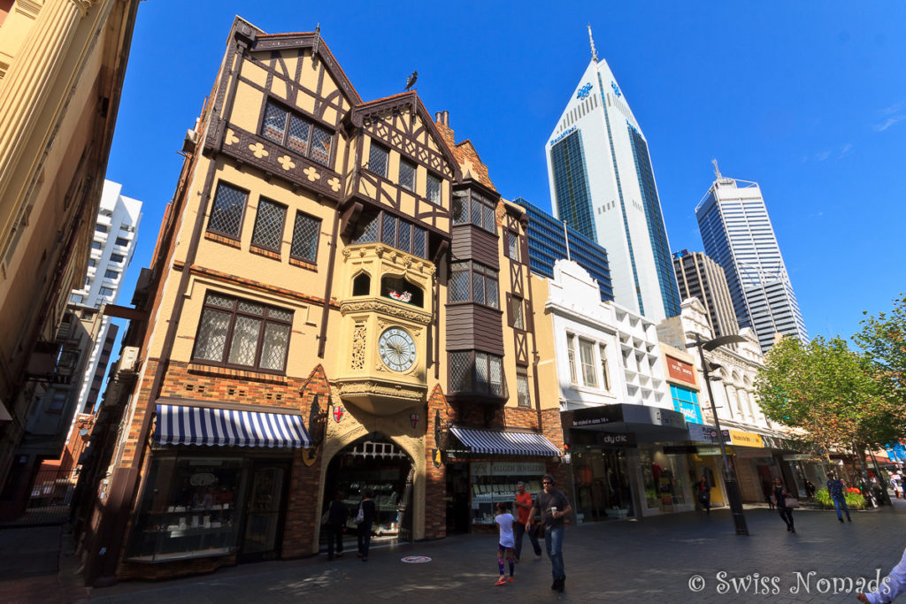 London Court in Perth