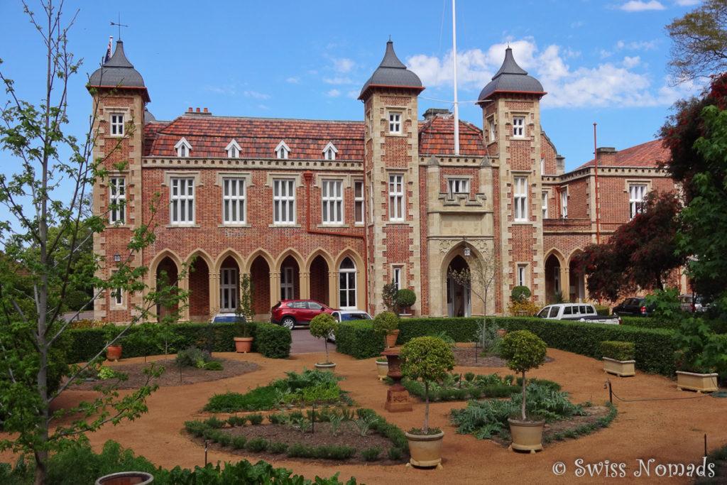 Regierungsgebäude in Perth