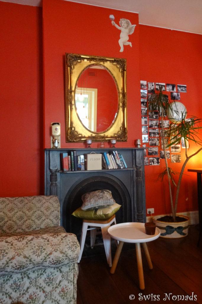 Das Two Rubens Café ist eine kleines, gemütliches Café in Fremantle