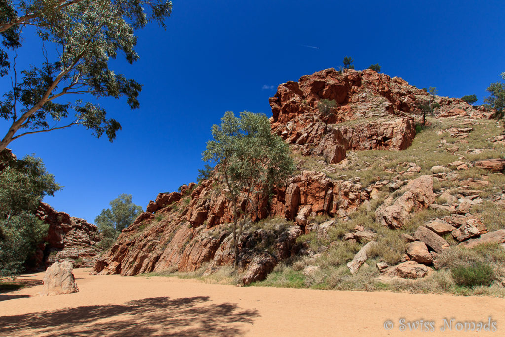 Trephina Gorge East MacDonnell Ranges