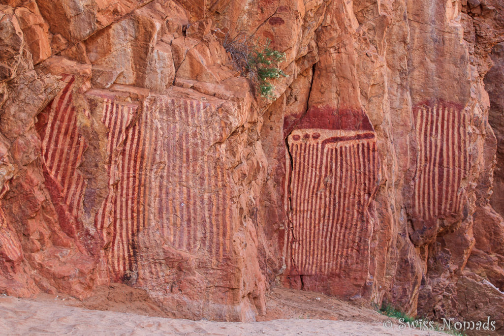 Trephina Gorge Rock Art