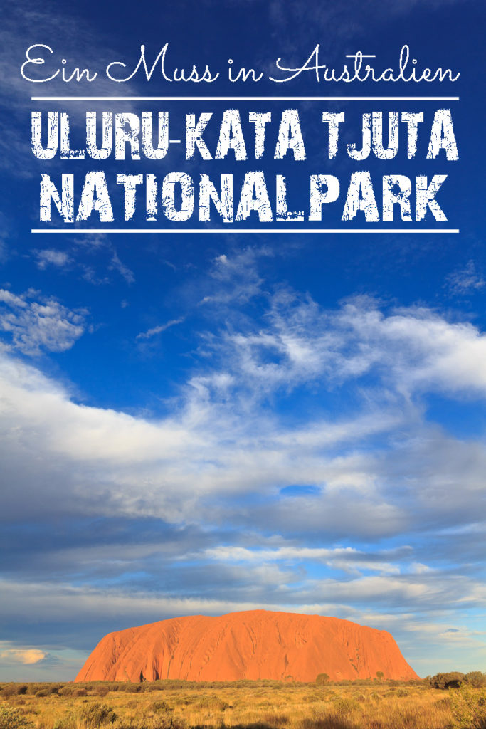Der Uluru-Kata Tjuta Nationalpark in Australien