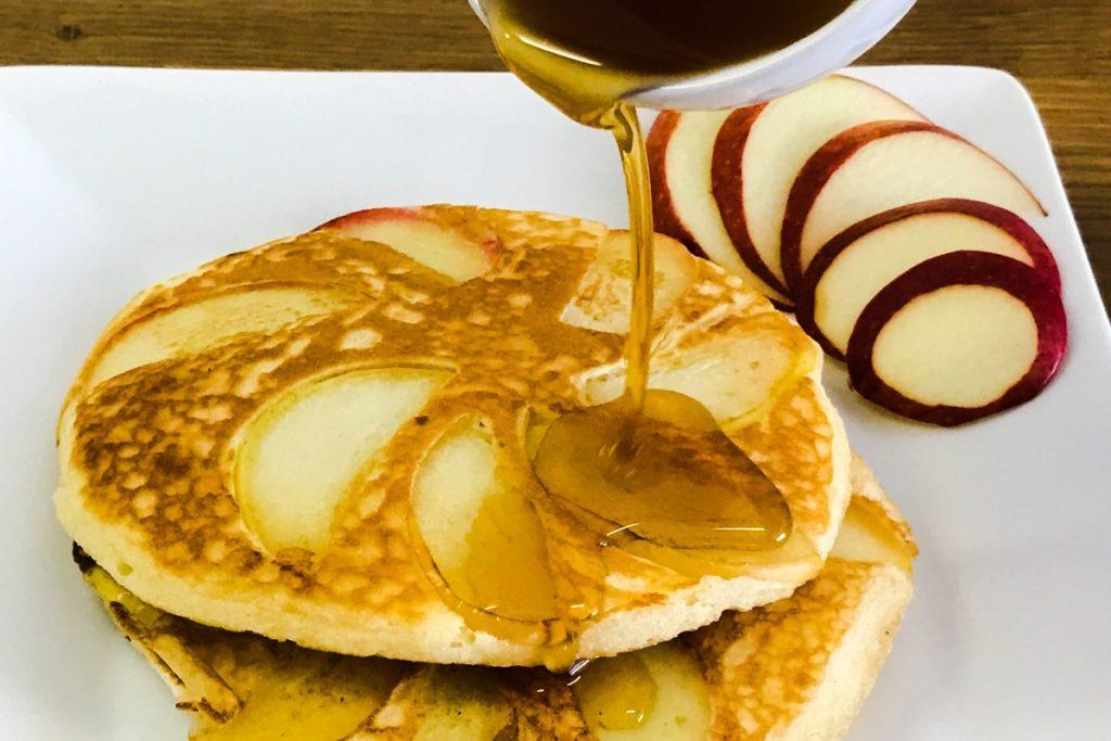 Camping Rezepte Pancake