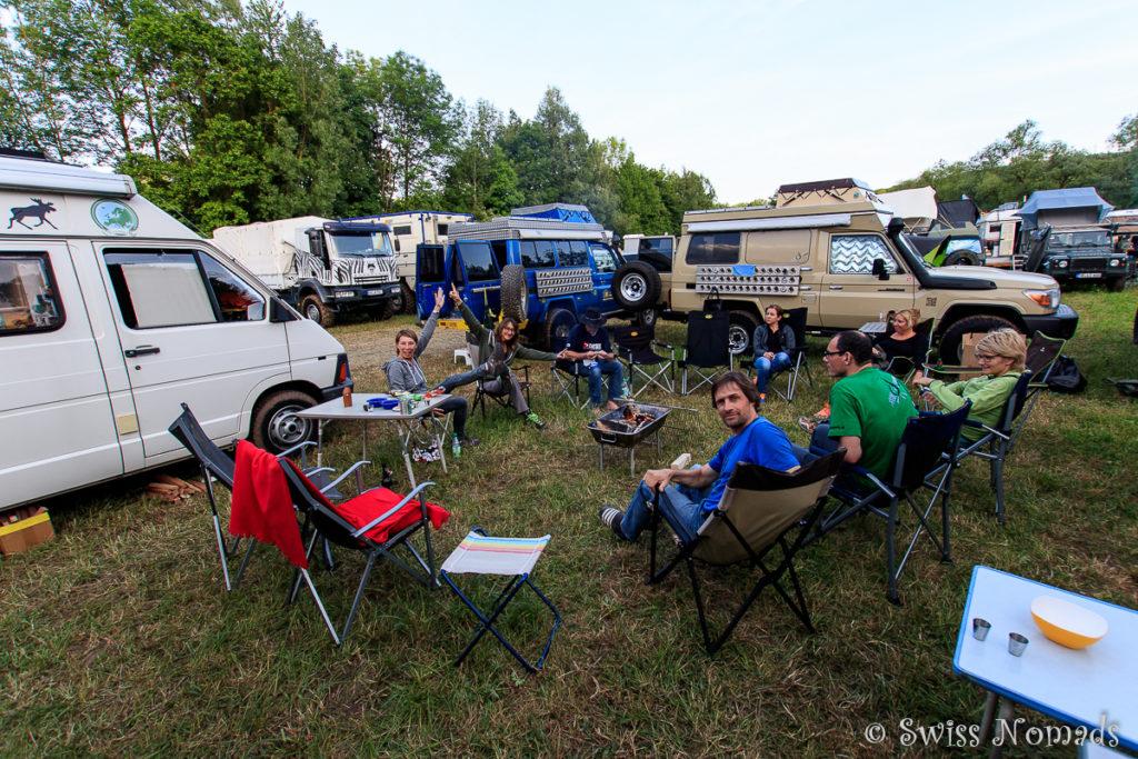 Abenteuer Allrad Messe in Bad Kissingen