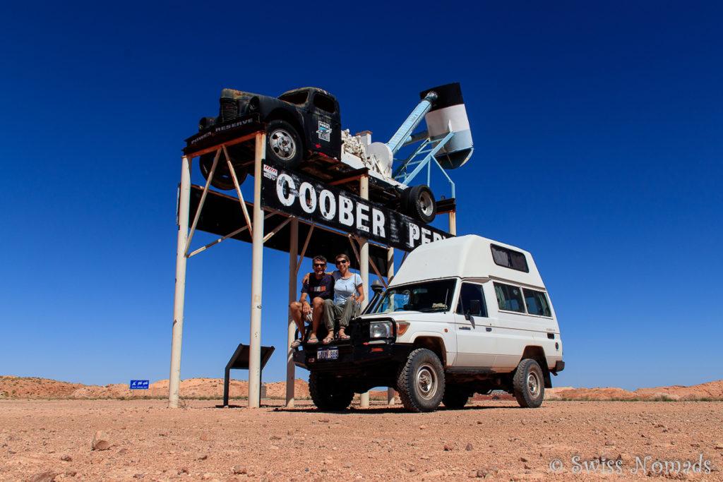Coober Pedy Südaustralien