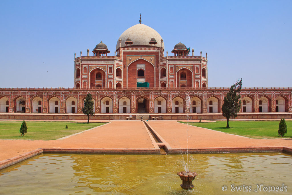 Humayun Mausoleum in Delhi
