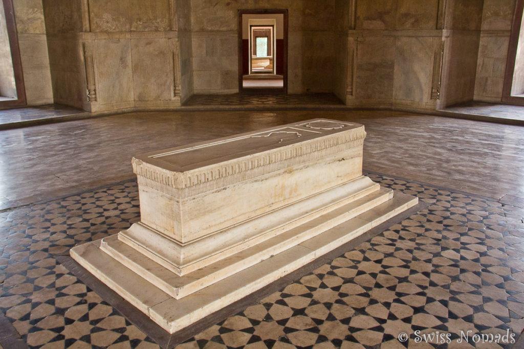 Das Garb im Humayun Mausoleum in Delhi