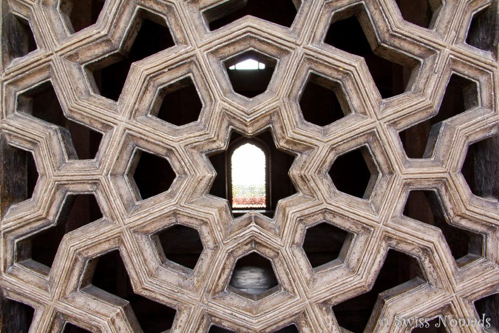 Humayun Mausoleum Jali
