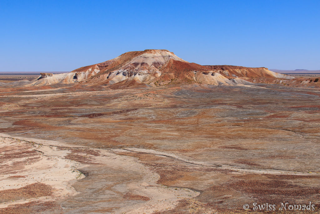 Painted Desert in Südaustralien
