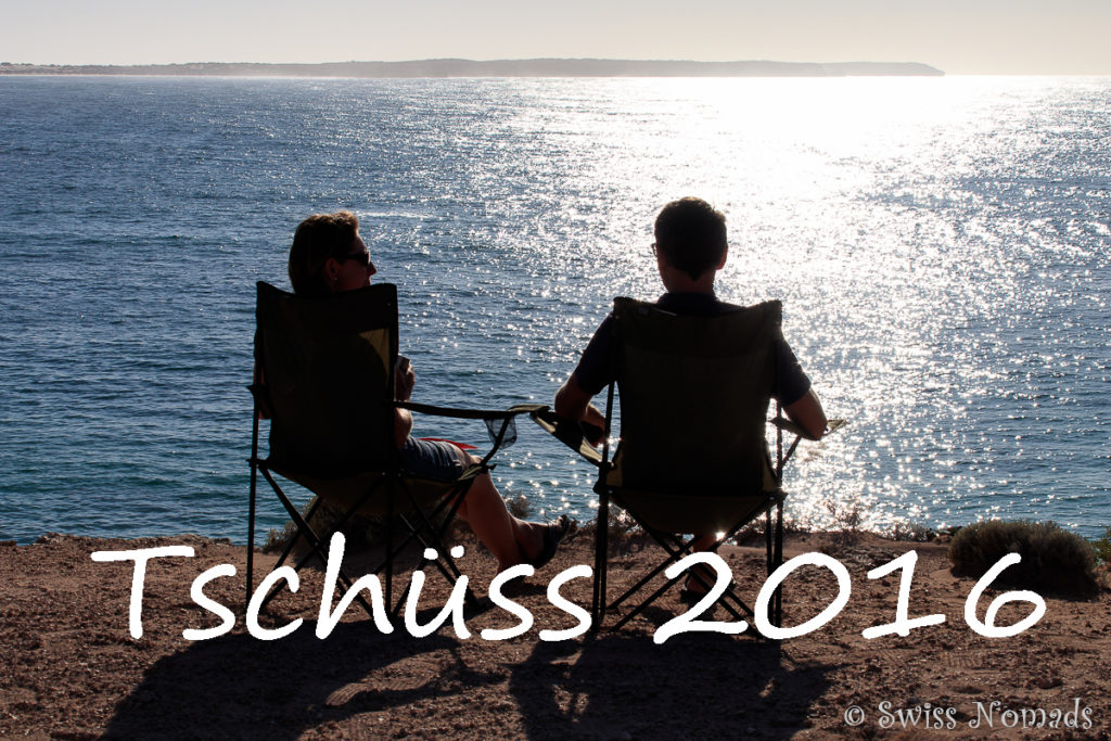 Rückblick 2016 Camping Australien