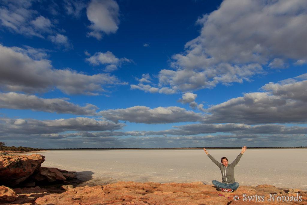 Camping in der Natur in Australien