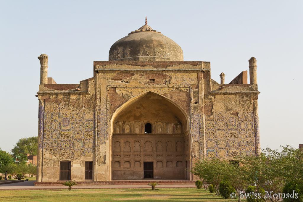 Das Chini ka Rauza in Agra