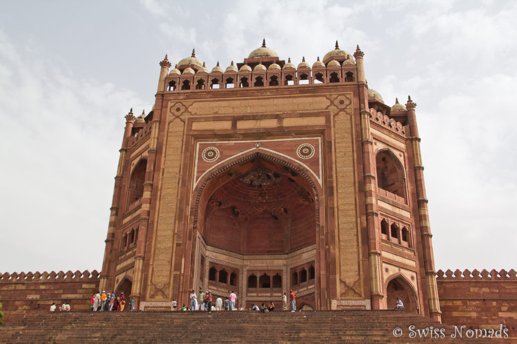 Die Jama Masjid in Fatehpur Sikri