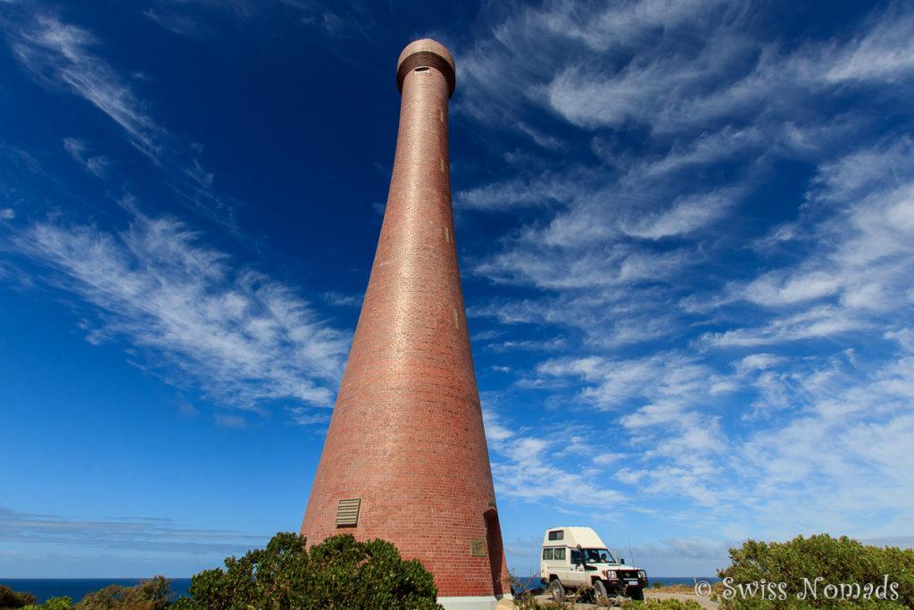 Der Trougbridge Leuchtturm