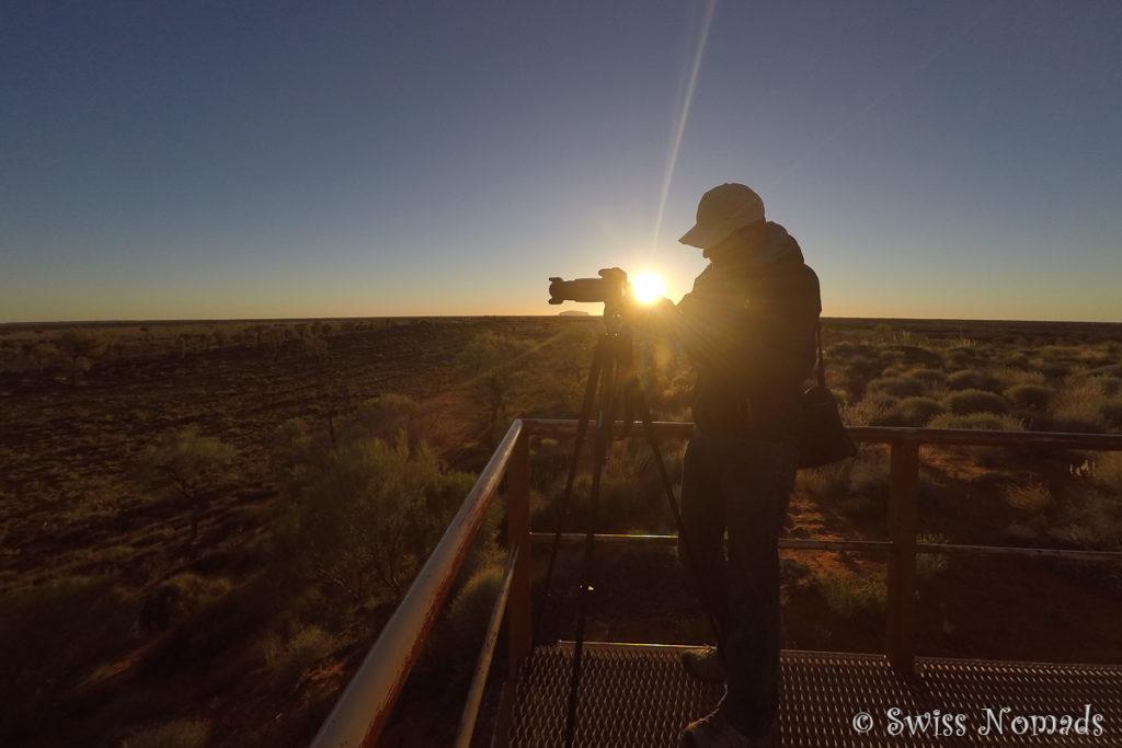 Uluru Kata Tjuta Sonnenaufgang