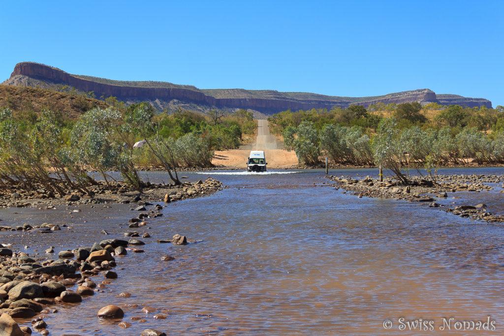 Legendäre Gibb River Road