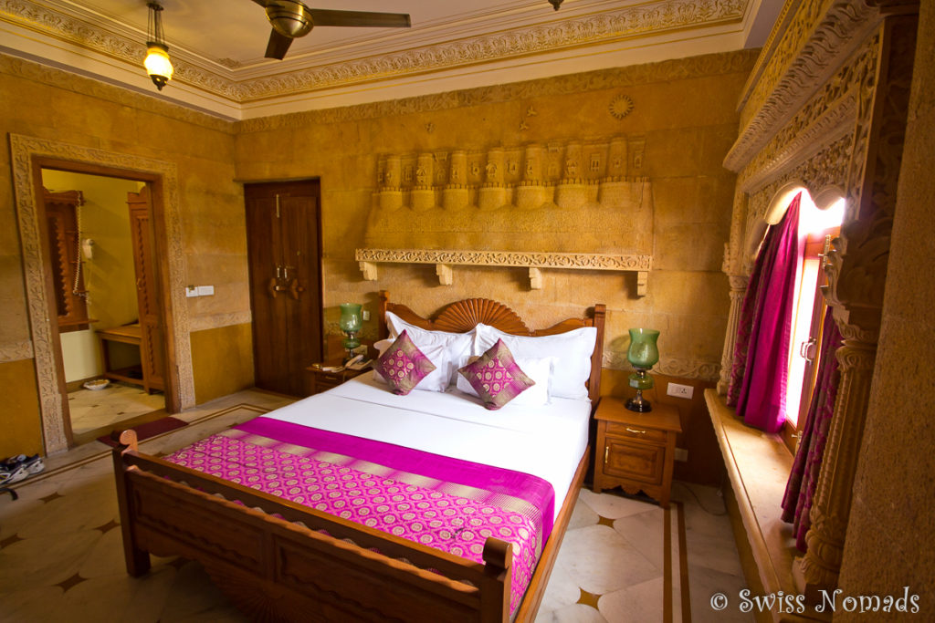 User Hotelzimmer in Jaipur