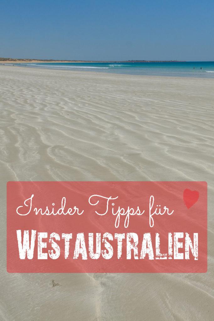 Insider Tipps für Westaustralien