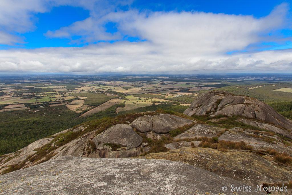 Aussicht Porongurup Nationalpark