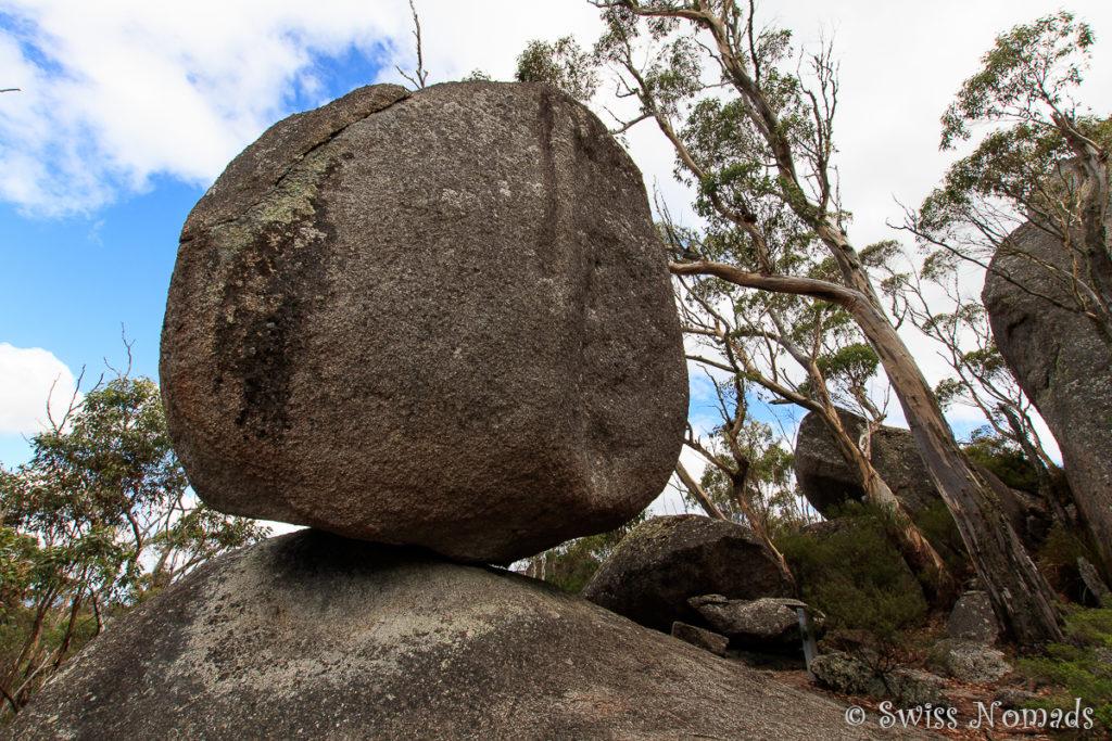 Balancing Rock Porongurup Nationalpark
