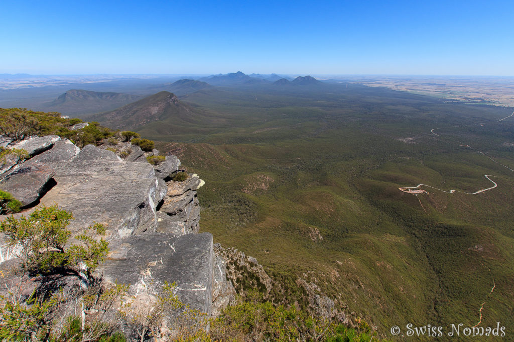 Bluff Knoll Summit im Stirling Range Nationalpark