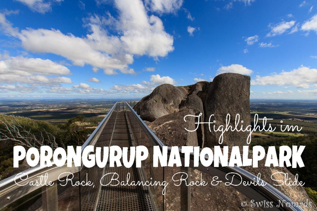 Castle Rock Porongurup Nationalpark