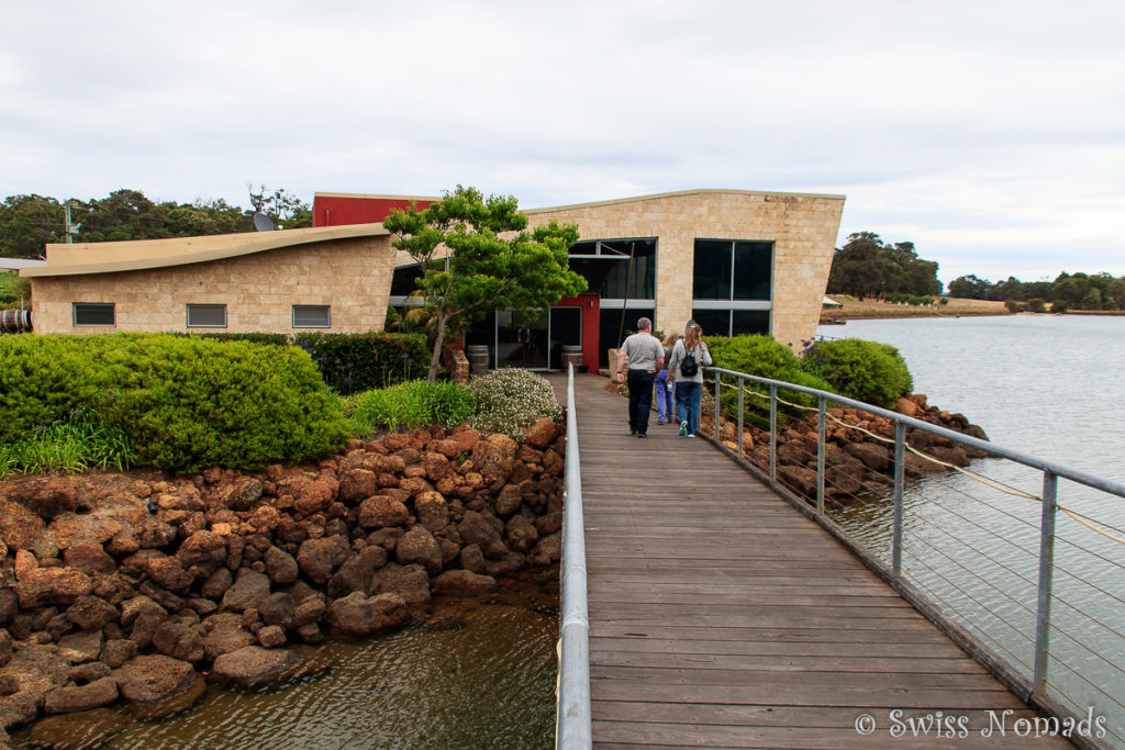 Die Knotting Hill Weinkellerei in Margaret River