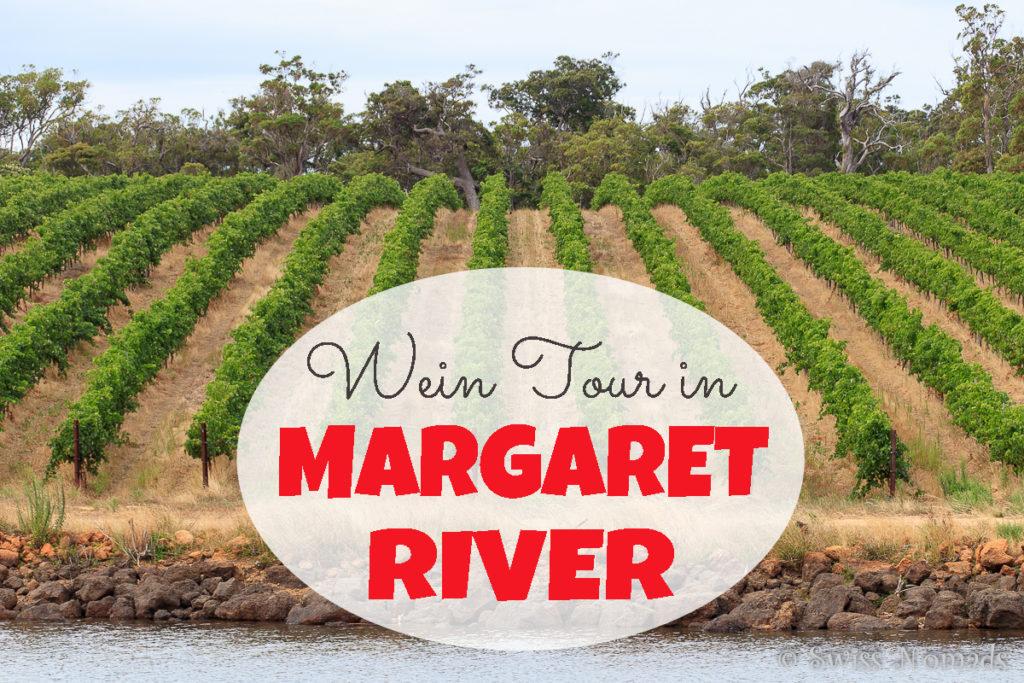 Eine Margaret River Weintour