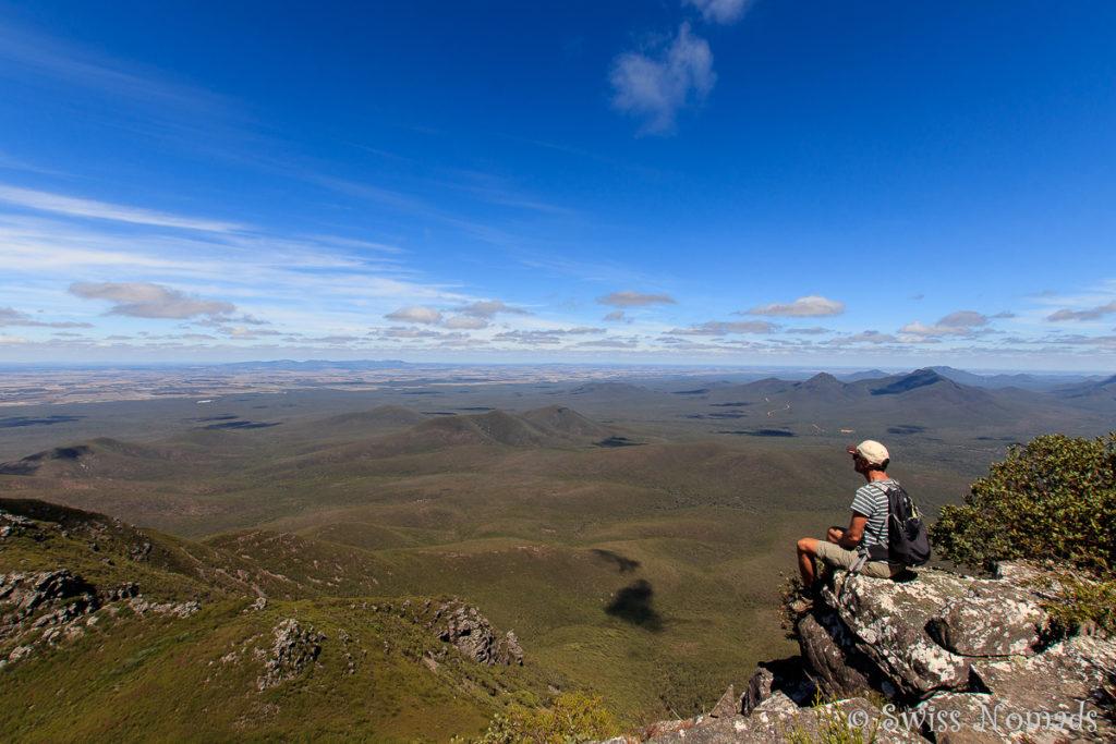 Toolbrunup Peak im Stirling Range Nationalpark