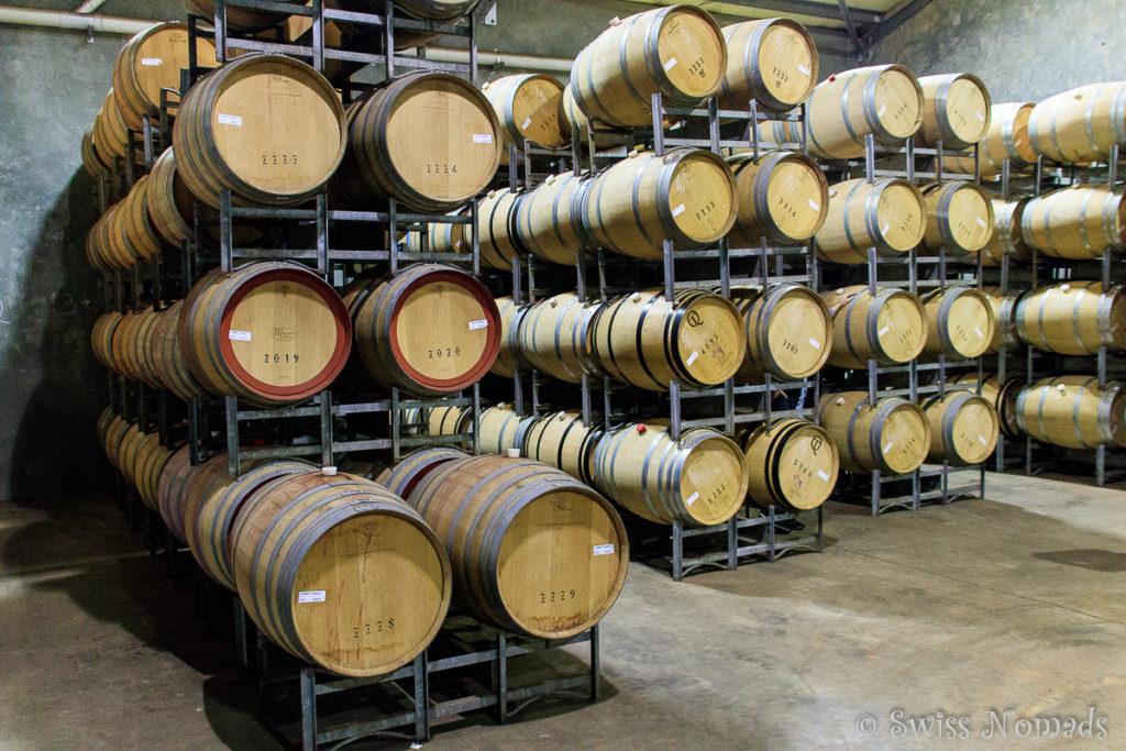 Der Weinkeller von Watershed