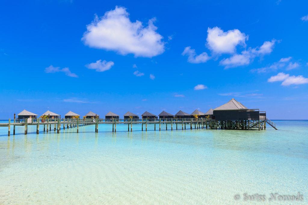 Wir leben und arbeiten auf der Malediveninsel Komandoo
