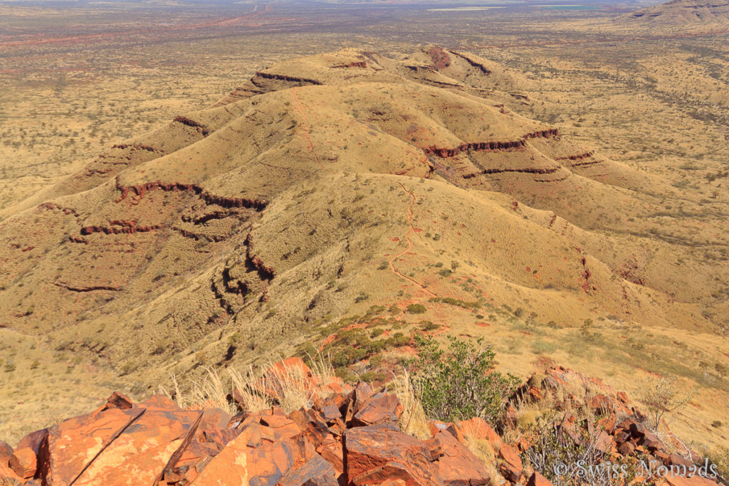 Mt Bruce im Karijini Nationalpark
