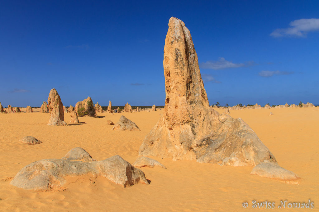 Pinnacles Desert Nambung im Nationalpark