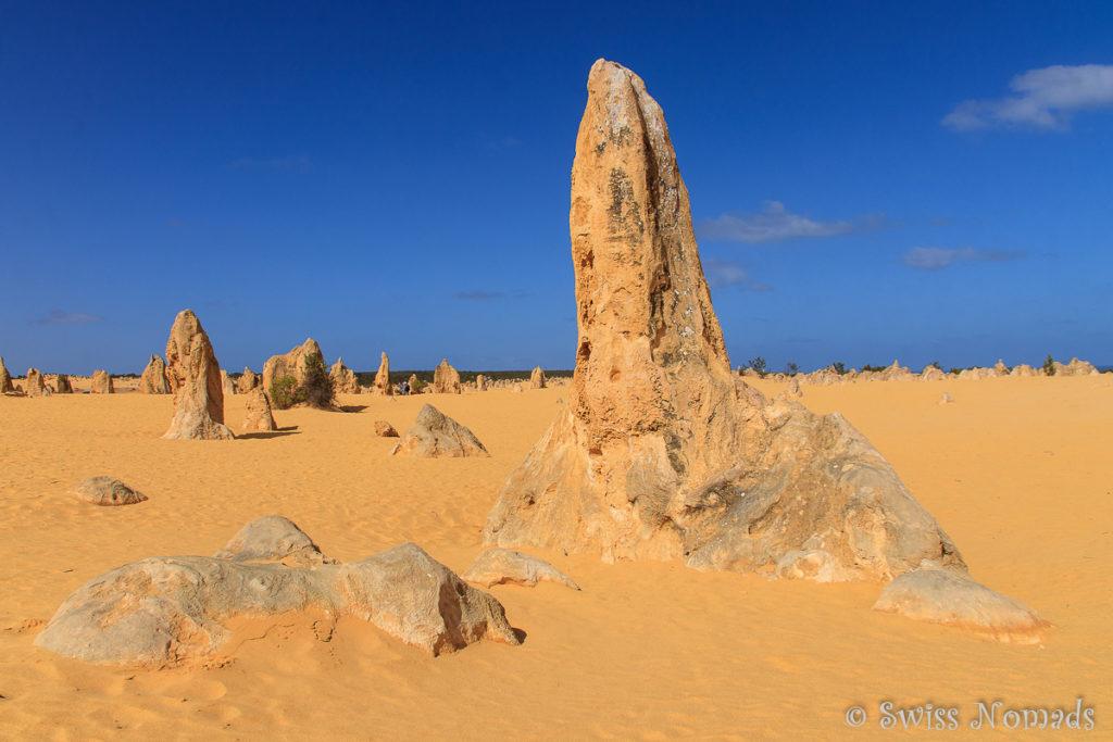 Pinnacles Desert Nambung im Nationalpark
