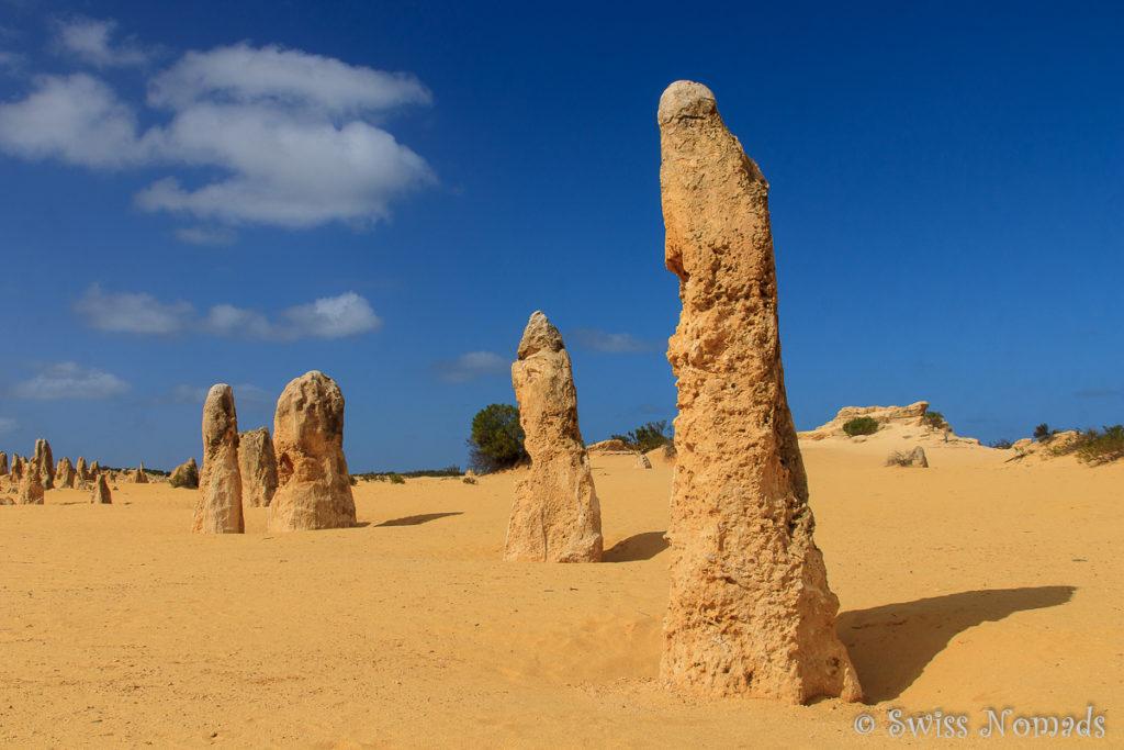 Pinnacles Desert Nambung Nationalpark