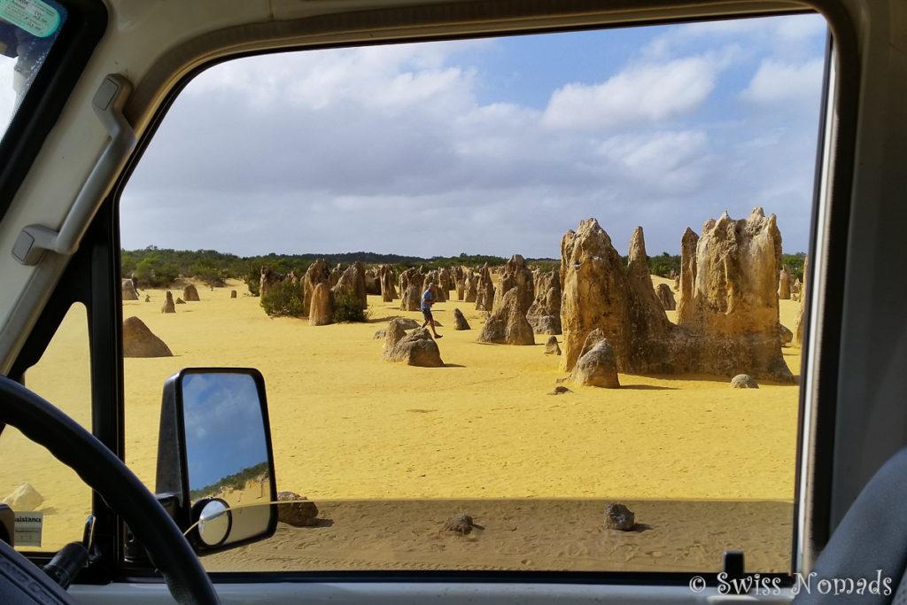 Pinnacles Desert Drive