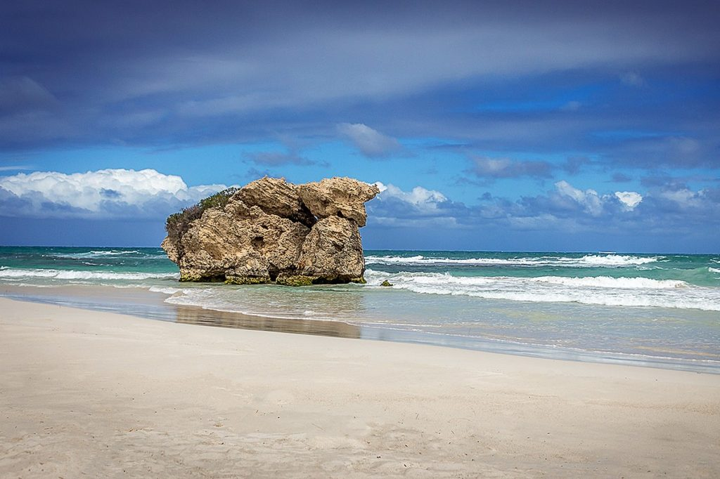 Two Rocks in Westaustralien