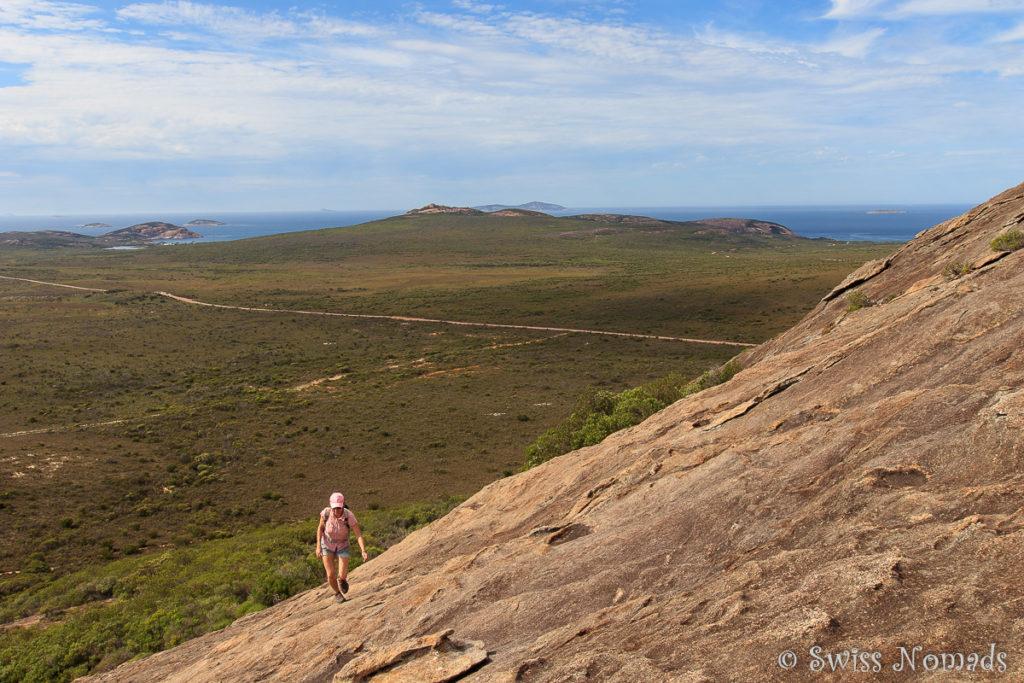 Wandern Frenchman Peak