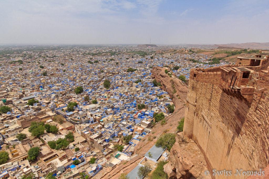 Jodhpur hat einige tolle Sehenswürdigkeiten zu bieten
