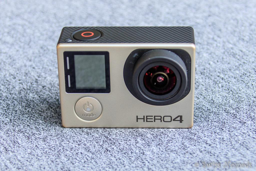 Die Actionkamera von GoPro